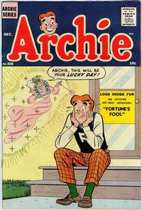 Cover Thumbnail for Archie (Archie, 1959 series) #106