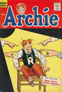 Cover Thumbnail for Archie (Archie, 1959 series) #107