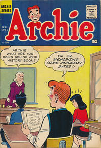 Cover Thumbnail for Archie (Archie, 1959 series) #116