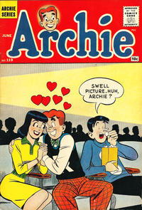 Cover Thumbnail for Archie (Archie, 1959 series) #119