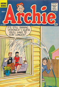 Cover Thumbnail for Archie (Archie, 1959 series) #120