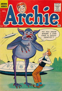 Cover Thumbnail for Archie (Archie, 1959 series) #123