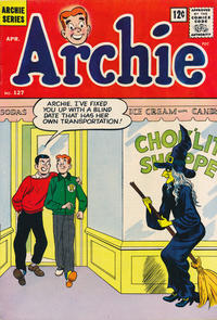 Cover Thumbnail for Archie (Archie, 1959 series) #127