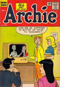 Cover Thumbnail for Archie (Archie, 1959 series) #129
