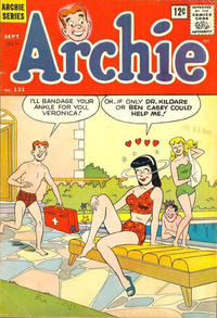 Cover Thumbnail for Archie (Archie, 1959 series) #131