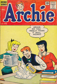 Cover Thumbnail for Archie (Archie, 1959 series) #133