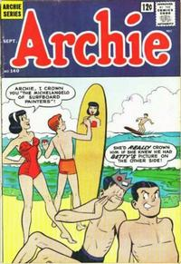 Cover Thumbnail for Archie (Archie, 1959 series) #140
