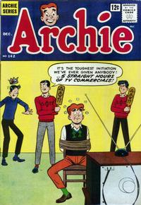 Cover Thumbnail for Archie (Archie, 1959 series) #142