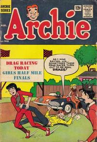 Cover Thumbnail for Archie (Archie, 1959 series) #148