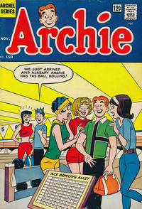 Cover Thumbnail for Archie (Archie, 1959 series) #150