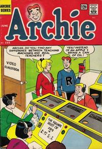 Cover Thumbnail for Archie (Archie, 1959 series) #155