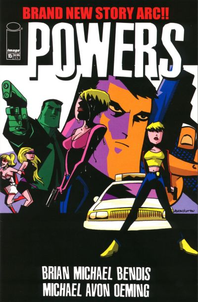 Cover for Powers (Image, 2000 series) #15