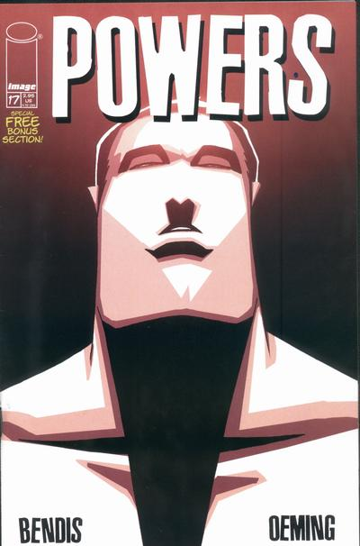 Cover for Powers (Image, 2000 series) #17