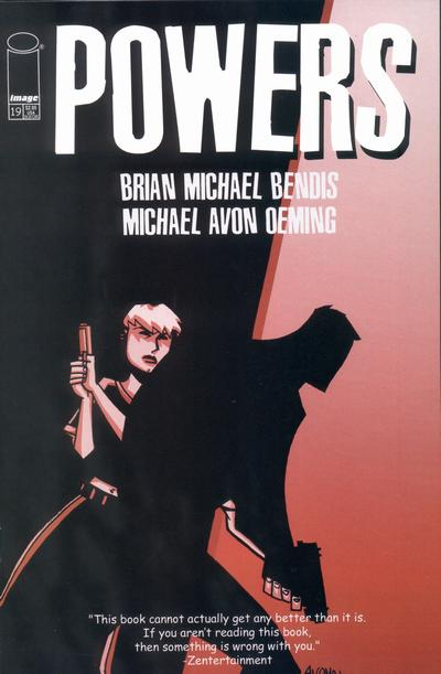 Cover for Powers (Image, 2000 series) #19