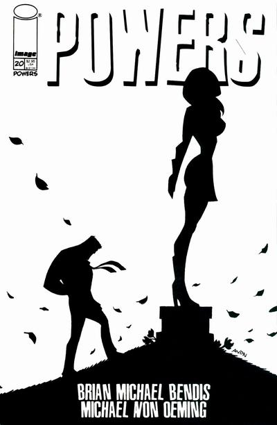 Cover for Powers (Image, 2000 series) #20