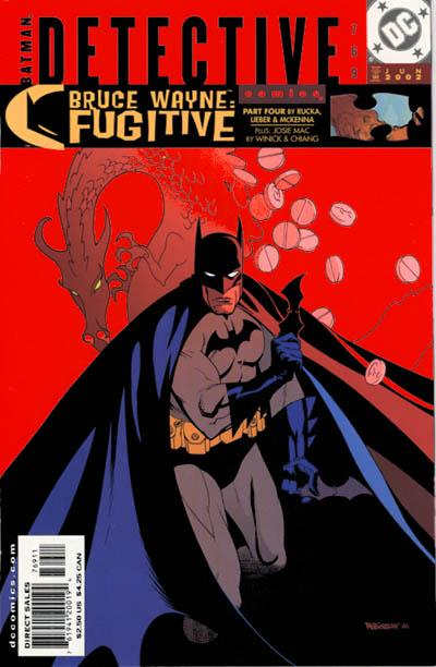 Cover for Detective Comics (DC, 1937 series) #769