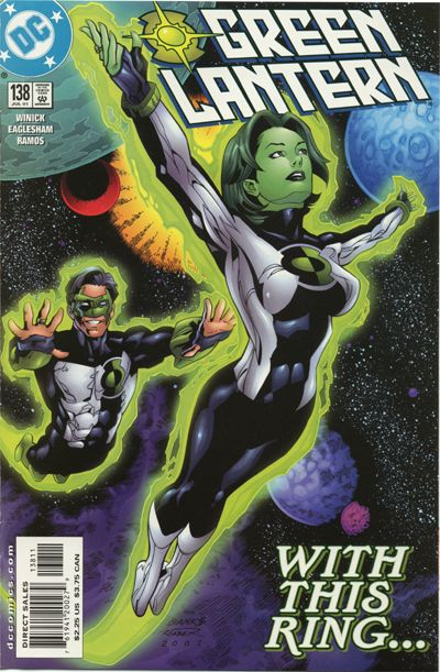 Cover for Green Lantern (DC, 1990 series) #138