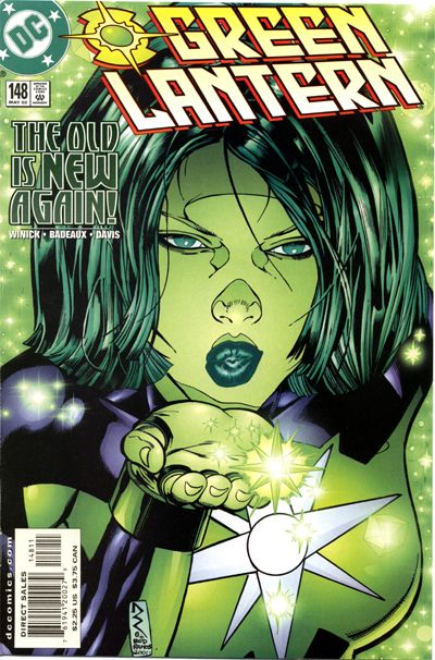 Cover for Green Lantern (DC, 1990 series) #148