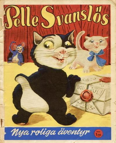 Cover for Pelle Svanslös (Folket i Bild, 1944 series) #1946