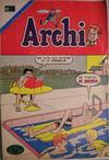 Cover for Archi (Editorial Novaro, 1956 series) #544