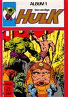 Cover for Hulk Album (Winthers Forlag, 1982 series) #1 - Hulk og Ka-zar