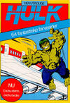 Cover for Hulk Album (Winthers Forlag, 1982 series) #2