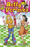 Cover for Betty and Veronica (Archie, 1987 series) #278 [Cover D Dan Parent 70s Variant]