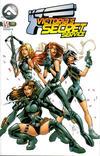 Cover for Victoria's Secret Service (Alias, 2005 series) #00 [Cover B]
