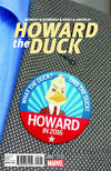 Cover Thumbnail for Howard the Duck (2015 series) #2 [Variant Edition - Chip Zdarsky Cover]