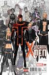 Cover for Uncanny X-Men (Marvel, 2013 series) #600 [Leinil Francis Yu Variant]