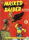 Cover for Masked Raider (World Distributors, 1955 series) #2