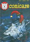 Cover for Comicaze (Comicaze e.V., 1996 series) #1