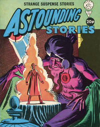 Cover Thumbnail for Astounding Stories (Alan Class, 1966 series) #138