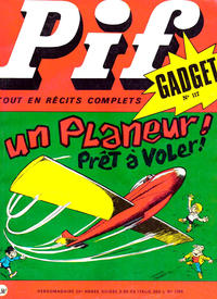 Cover Thumbnail for Pif Gadget (Éditions Vaillant, 1969 series) #117