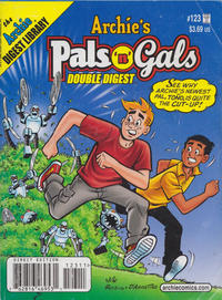 Cover Thumbnail for Archie's Pals 'n' Gals Double Digest Magazine (Archie, 1992 series) #123 [Direct Edition]