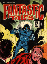 Cover Thumbnail for Fantastic Tales (Thorpe & Porter, 1963 series) #4