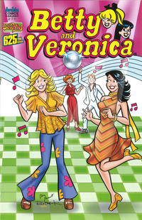 Cover Thumbnail for Betty and Veronica (Archie, 1987 series) #278 [Cover D Dan Parent 70s Variant]