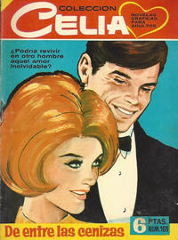 Cover Thumbnail for Coleccion Celia (Editorial Bruguera, 1960 ? series) #169