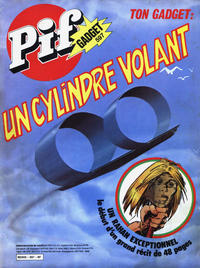 Cover Thumbnail for Pif Gadget (Éditions Vaillant, 1969 series) #597
