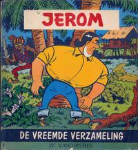 Cover Thumbnail for Jerom (Standaard Uitgeverij, 1962 series) #7 - De vreemde verzameling