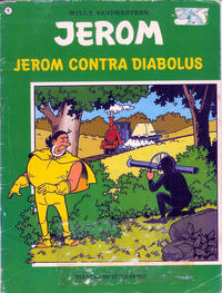 Cover Thumbnail for Jerom (Standaard Uitgeverij, 1962 series) #91
