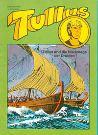 Cover Thumbnail for Tullus (Schulte & Gerth, 1979 series) #6/1982