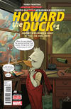 Cover Thumbnail for Howard the Duck (2015 series) #1 [Third Printing]