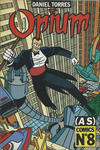Cover for (AS) Comics (Casterman, 1989 series) #8