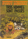 Cover for Buddy Longway (Le Lombard, 1974 series) #3 - Trois hommes sont passés