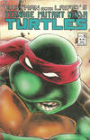 Cover for Teenage Mutant Ninja Turtles (Mirage, 1984 series) #5 [Second Printing]