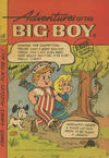 Cover for Adventures of the Big Boy (Webs Adventure Corporation, 1957 series) #136 [East]