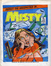 Cover for Misty (IPC, 1978 series) #16th September 1978 [33]