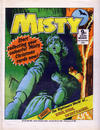 Cover for Misty (IPC, 1978 series) #2nd December 1978 [44]