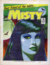 Cover for Misty (IPC, 1978 series) #21st October 1978 [38]